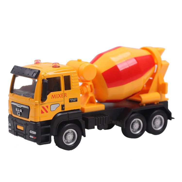Toys Model Engineering mixers kids gift dream project high quality RARE creative interesting hobby perfect(China (Mainland))
