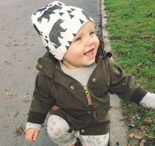 1 XKawaii 20*20cm Winter Warm Cotton Baby Hat Toddler Kids Girl&Boy Baby Infant Caps Crochet Knit Hat Beanie Cap Baby Beanies TH(China (Mainland))