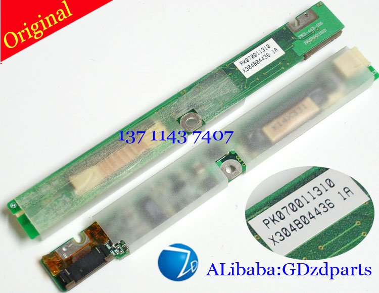 Brand New LCD screen backlight Lcd inverter board For Toshiba E8/520CME E8/X19PDE(China (Mainland))