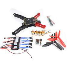 Buy Q330 Across Frame QQ Super Controller 1400KV Motor 30A ESC Propeller Set DIY RC Drone Quadrocopter Aircraft F11797-H for $67.00 in AliExpress store