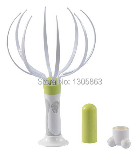 Free shipping!2014 new products small electric massager for body and electric head massager and face massage machine relaxation(China (Mainland))
