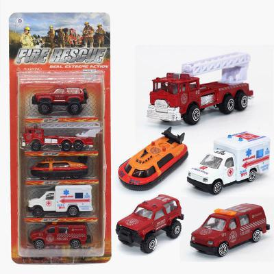New Arrival 1:64 Diecast Automobiles Fireplace Engines Metallic Mannequin Automotive Dinky Toys For Youngsters Brinquedos Metallic Fireplace Truck Toy Vs Hotwheels