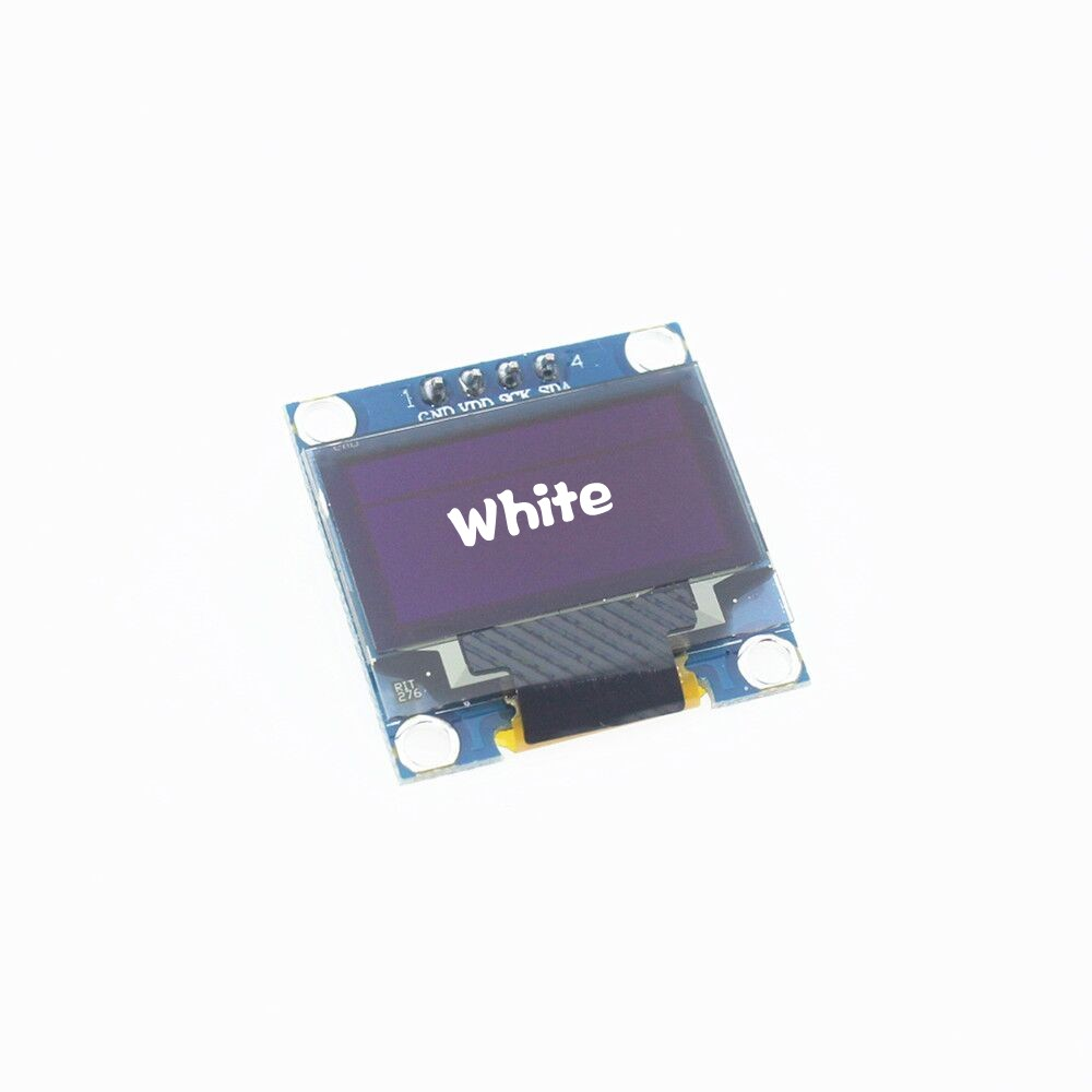 Free Shipping 0.96 inch 128X64 OLED Display Module For arduino 0.96 IIC SPI Communicate white(China (Mainland))