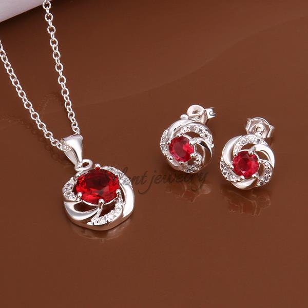 S574 2015 Bulk Sale Cheap Bridal Party Jewelry Sets-in Jewelry Sets From Jewelry On Aliexpress ...