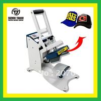TJ  digital Cap heat press machine,cap heat transfer machine 350W 110V/220V