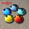 1 49 Fashion Colorful Polarized UV400 Mirror Reflective Sunglasses Prescription Lenses Driving Myopia Sunglasses