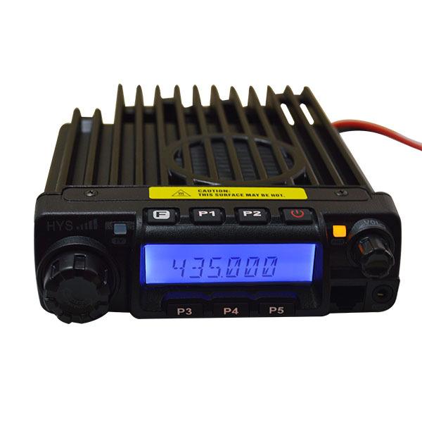 TC-135 Professional mobile radio transceiver Free shipping(China (Mainland))