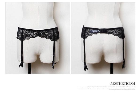 плюс размер xl подвязки черные белые Свадебные подвязки сексуальные кружевные прозрачные для новобрачных женщин белье женское Подвязки для чулок