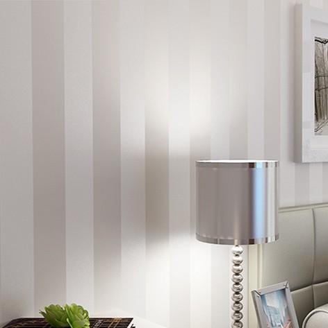 Tapete weiß silber gestreift  graue tapete wohnzimmer entwurf tapete on grau designs auch ...