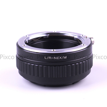 Buy Adjustable Macro Focusing Helicoid Tube Lens Adapter Suit Leica R Sony E Mount NEX Camera for $32.68 in AliExpress store
