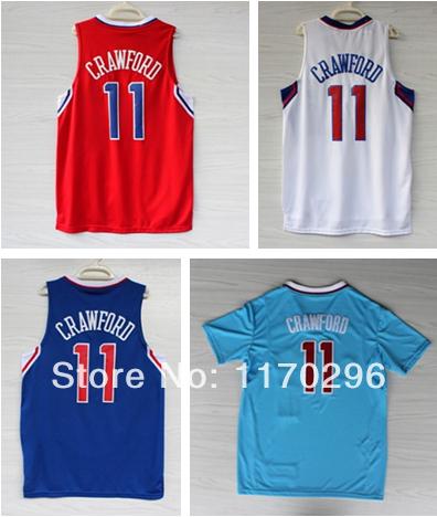 buy jamal crawford los angeles 11 jersey, basketball