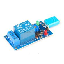 Buy 5PCS Wet Sensitive Switch 5V Relay Module Humidity Switch Module Humidity Controller Humidity Sensor Module FreeShipping for $10.56 in AliExpress store