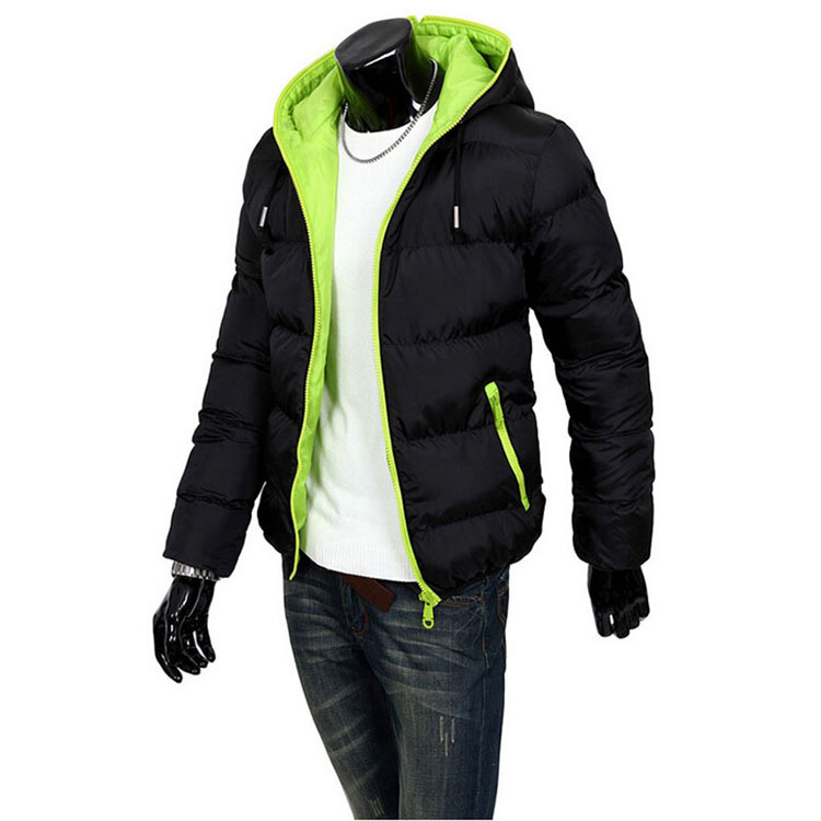 Anti Season Men s Winter Clothes Cotton Jackets Cheap Men Fashion Casual Hooded Padded Zipper Jacket