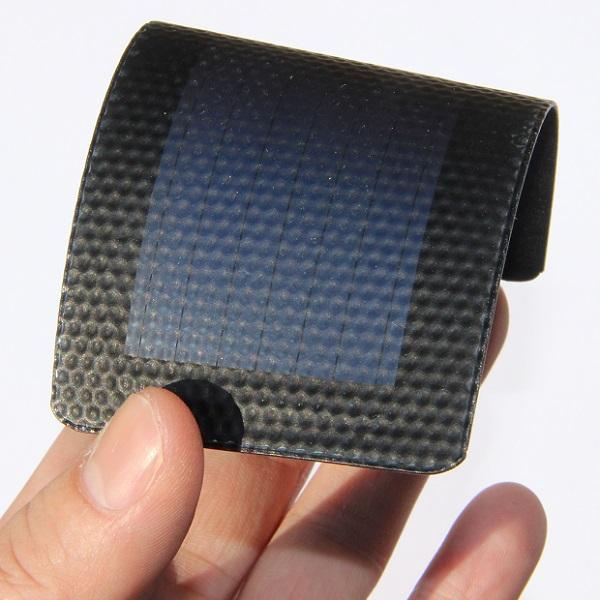 High Quality 100% Flexible Solar Panel Amorphous Silicon Solar Cell Rollable Solar Panel For Solar Power System Free Shipping(China (Mainland))