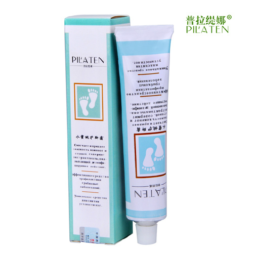 Free shipping Coconut foot cream spats frost Foot care whitening anti cracking foot whitening cream(China (Mainland))