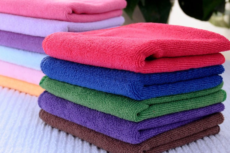 35cmx75CM Microfiber hair face Towel fast Drying Washcloth Towels bathroom For adults Car and House Cleaning Free Shipping(China (Mainland))