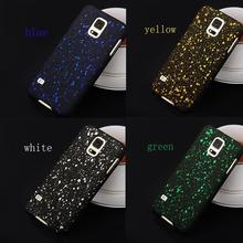 New Style 3D Cover Three-dimensional Stars Ultrathin Frosted Starry Sky Phone Case for Samsung Galaxy S3 S4 S5 S6 Hard PC Cases(China (Mainland))