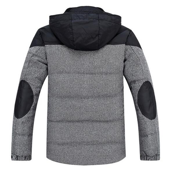 Free Shipping 2015 New Down Jacket Top Brand Man s Jackets Fashion Cold And Warm Men