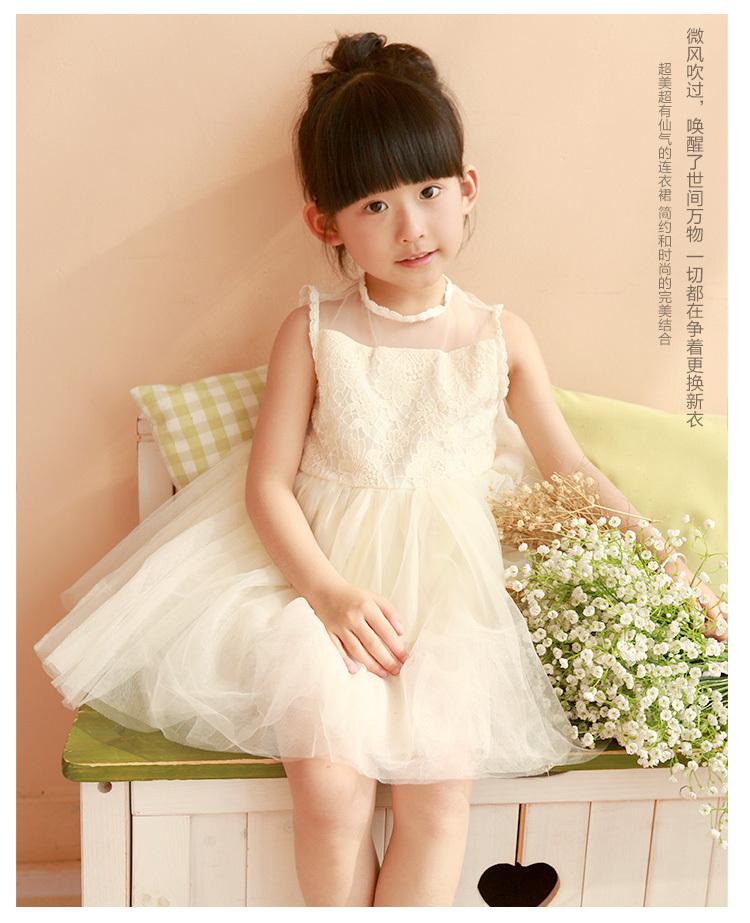 Children summer midi fancy baby girl birthday dresses for baby girl(China (Mainland))