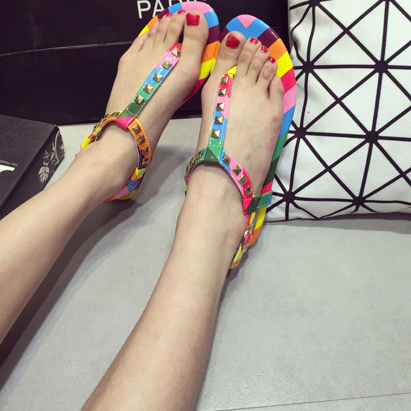 Candy Brand Shoes Brand Fashion Beach Shoes