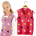 2013 New children clothing kids Clothes Set  Vest+ Long Sleeve Horse Pattern T-shirt+ Zipper Pant ,Girls Sports Suit 3 pieces