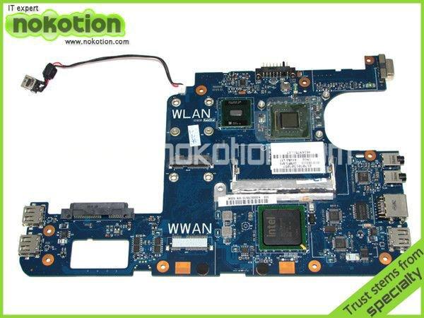 K000078610 LA-5121P LAPTOP MOTHERBOARD FOR TOSHIBA Mini NB200 NB205 MAIN BOARD INTEL N280 DDR2(China (Mainland))
