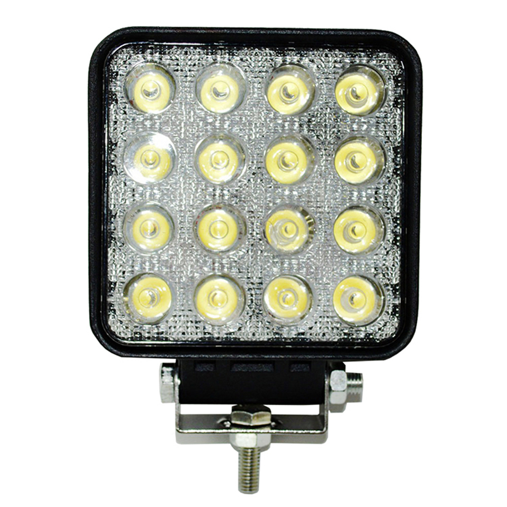 4pcs/lot 48W offroad led work lights for car/boat(China (Mainland))