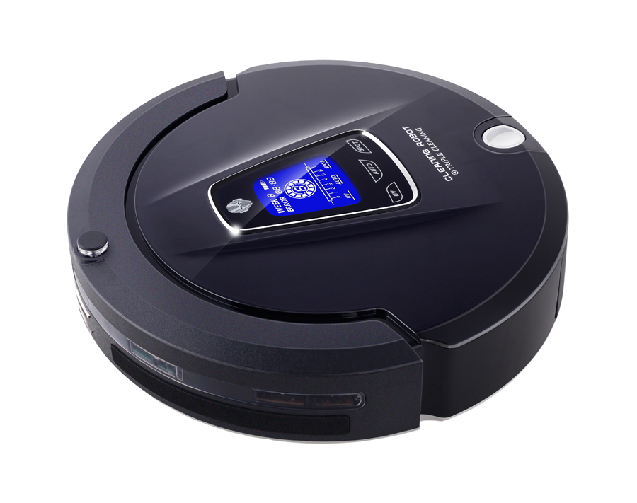 Remotr control, UV lamp,Two way virtual wall, Most Advanced Robot Vacuum Cleaner, Multifunction(Sweep,Vacuum,Mop,Sterilize)(China (Mainland))