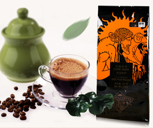 Promotion New 2014 Spring Italian Roasted Coffee Powder Dolce Gusto Multivitamin Green Slimming Coffe Slim Cafeteira
