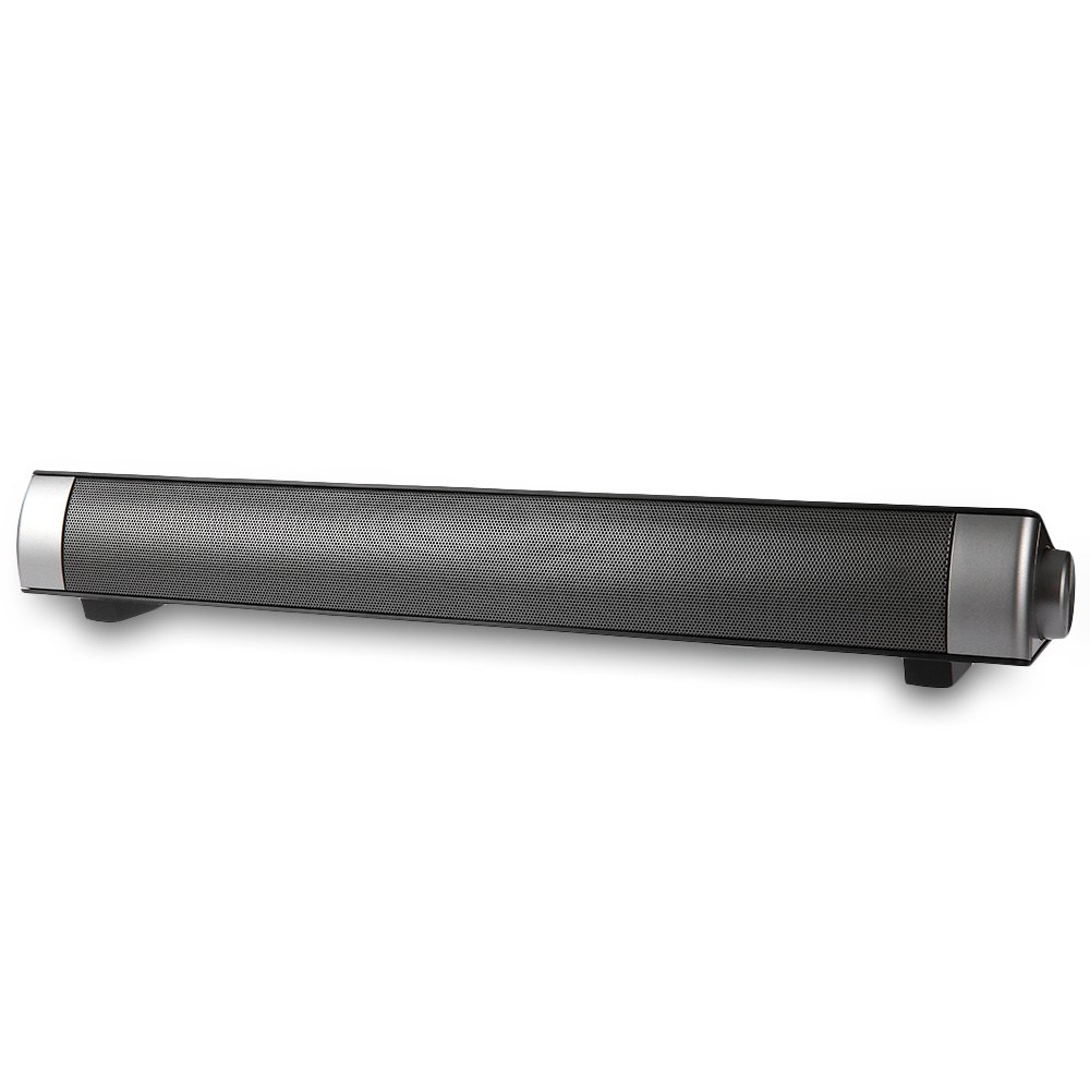 High Quality Hands-free Wireless Bluetooth Speaker Slim Magnetic Sound Bar Stereo Built in Microphone 1800mAh Battery(China (Mainland))