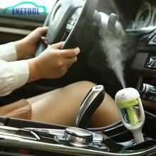 Newest Car Humidifer Air Puriifer Aroma Diffuser Sprayer Mute Mist Maker Auto Car Fragrance Spray Car Air Freshener Candy Color (China (Mainland))