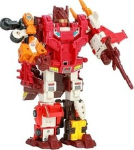 11.11 discount ko technobot super warrior computron all complete loose(China (Mainland))
