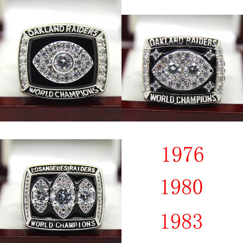 1980 NFL Super Bowl XV Oakland Raiders Championship Ring  for cheap