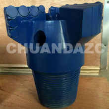 Best quality 3 blades 190mm PDC Drag Drill Bit with 3Wings for soft formations(China (Mainland))