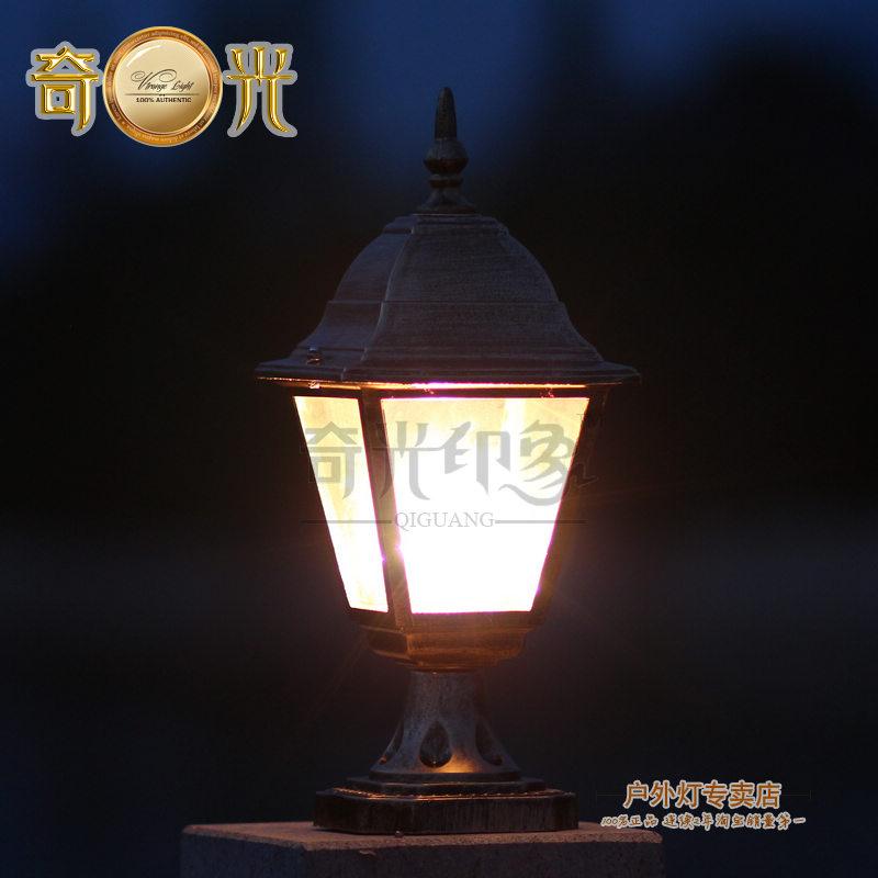 Lampadaire jardin promotion achetez des lampadaire jardin for Lampe etanche exterieur