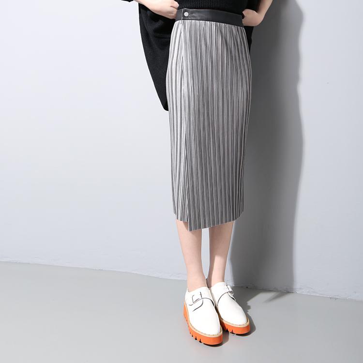прямые юбки крючком: