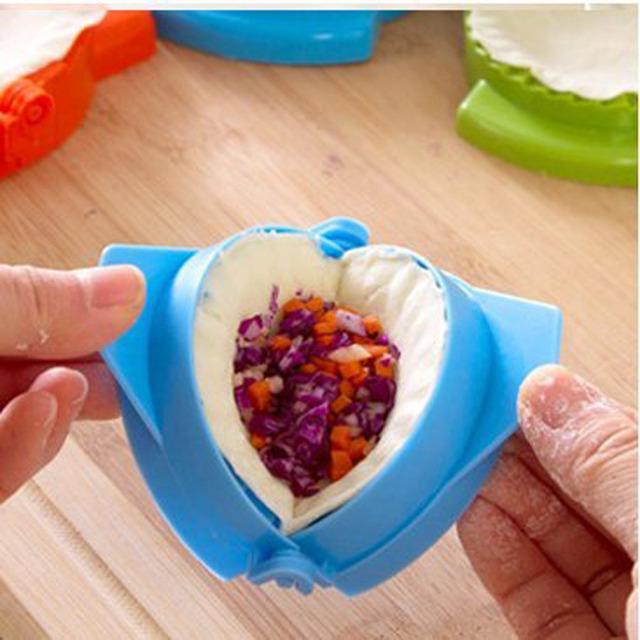 Dough Press Dumpling and Ravioli Mold (In 3 Colors)
