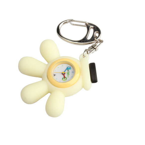 100% Brand New Key Chain Watch Lovely Kids Plastic Cheap Watch Great Gift For Kids(China (Mainland))