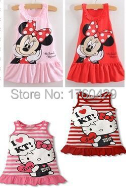 New 2015 children clothing, hot sale girl dress, kids clothes, girls princess dresses(China (Mainland))