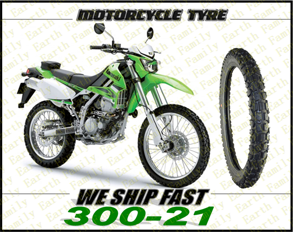 Cross Motorcycle Road Tubeless vacuum tires tyres for dirt bike motocross front tire tyre 300 - 21 3.00 -21 3.00-21 21 inch