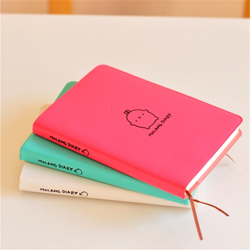 Cute Kawaii Cartoon smile notebook Paper Korean style  Notebook Diary Planner Notepad for Kids office material School supplies<br><br>Aliexpress