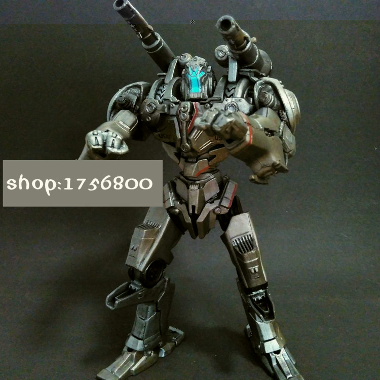 Pacific Rim Japan Armor Tango Wolf Head Beast Movable Doll Action Figure Model 19CM Monster Toy Free Shipping(China (Mainland))