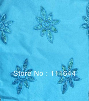 hot selling african embroidery headtie