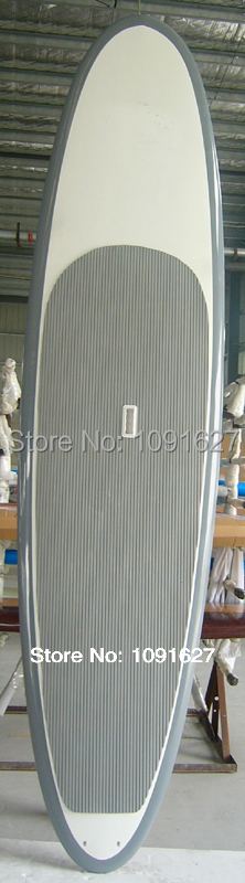 Deck Pad Grey color EVA deck grip of sup board surf paddle board free shipping(China (Mainland))