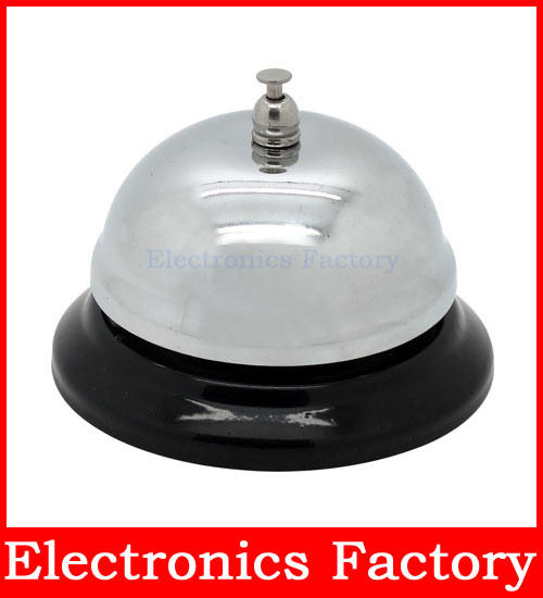 New CALL BELL Counter Hotel Kitchen Reception Restaurant Bar Desk Table Service ring Boardgame Ringer Tool Kit(China (Mainland))