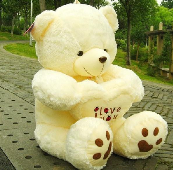 big teddy bear valentines day - Giant Teddy Bear For Valentines Day