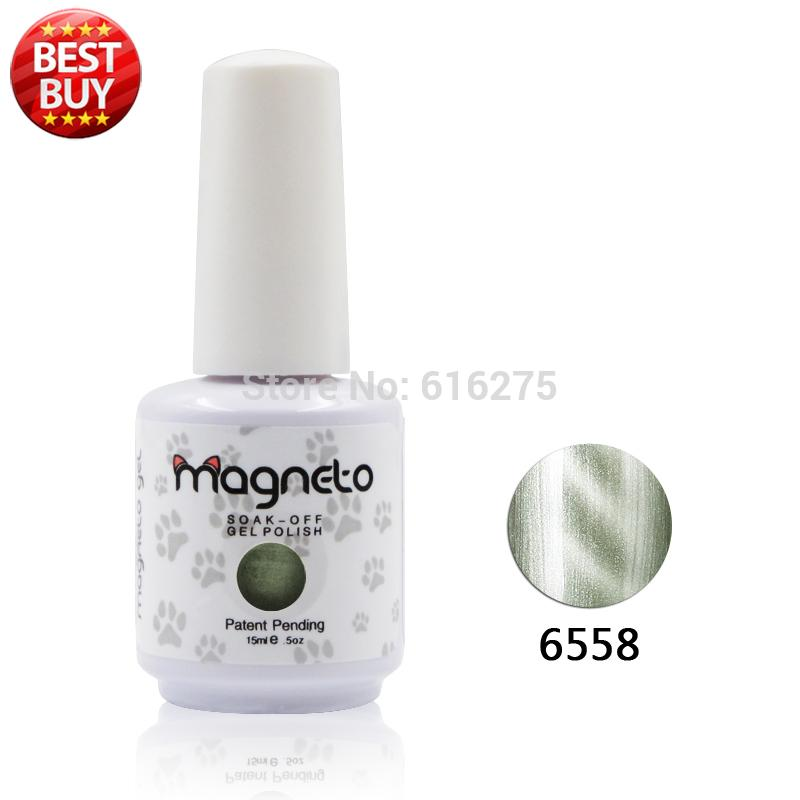 24pcs Magnetic gel nail styling tools Free shipping gel (22 Colours + 1Foundation + 1Top) Uv nail sticker nail polish Pure<br><br>Aliexpress