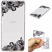 Buy Luxury Case sFor Sony Xperia XA 5.0 inch Case cartoon cartoon dress transparent TPU Phone Case coque Sony Xperia XA shell { for $3.99 in AliExpress store