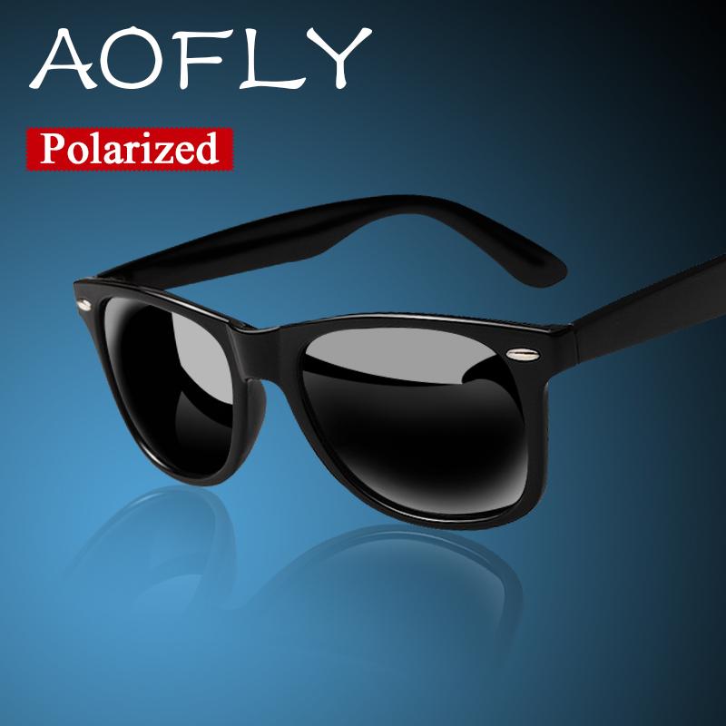 New Classic Wayfarer Polarized Sunglasses for Men and Women brand designer Unisex Glasses Summer Shade oculos wayfarer S1675(China (Mainland))