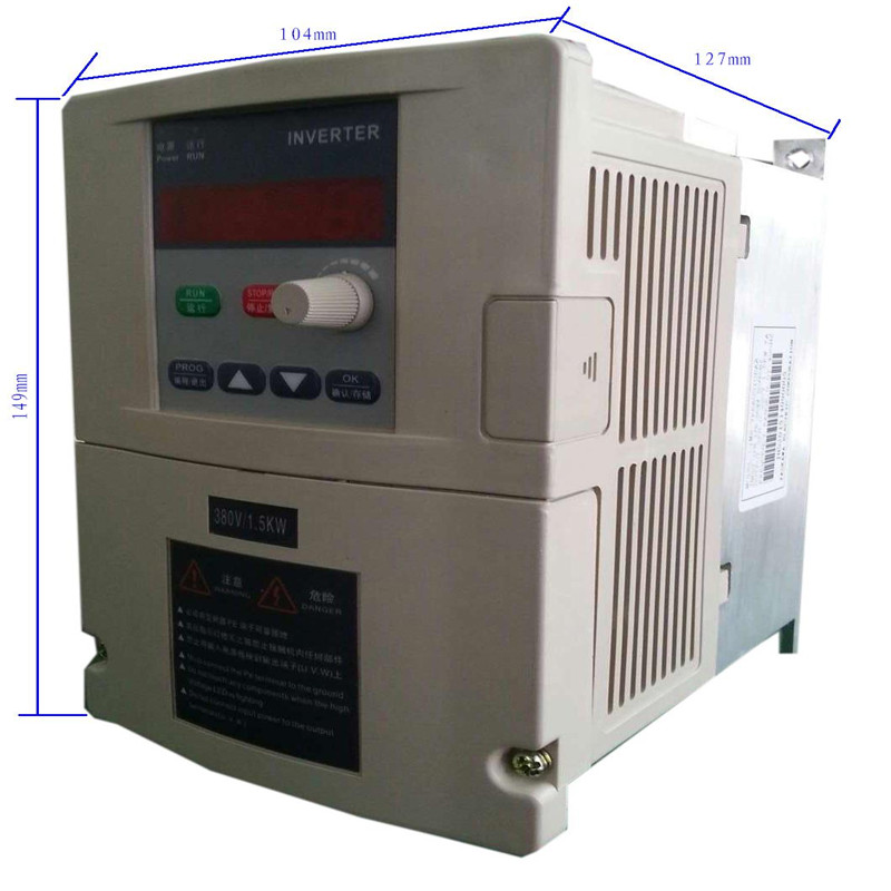 Online buy wholesale market dc from china market dc for Inverter for 3 phase motor